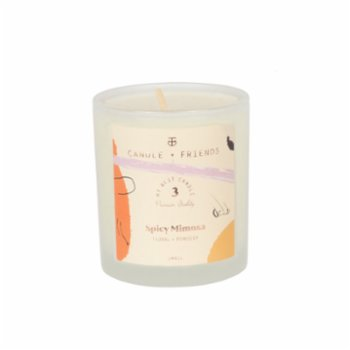 Candle and Friends - No.3 Spicy Mimosa Small Mum