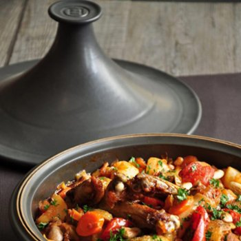 Emile Henry - Tagine Induction Griss