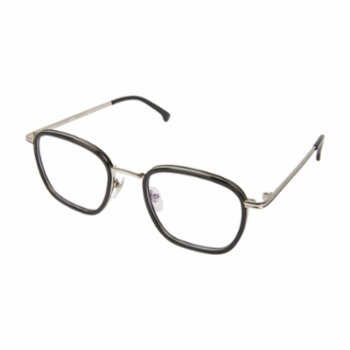 Komono - Boris Black Silver Unisex Screen Glasses