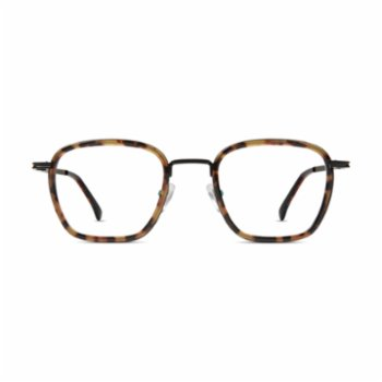 Komono - Boris Tortoise Black Unisex Screen Glasses