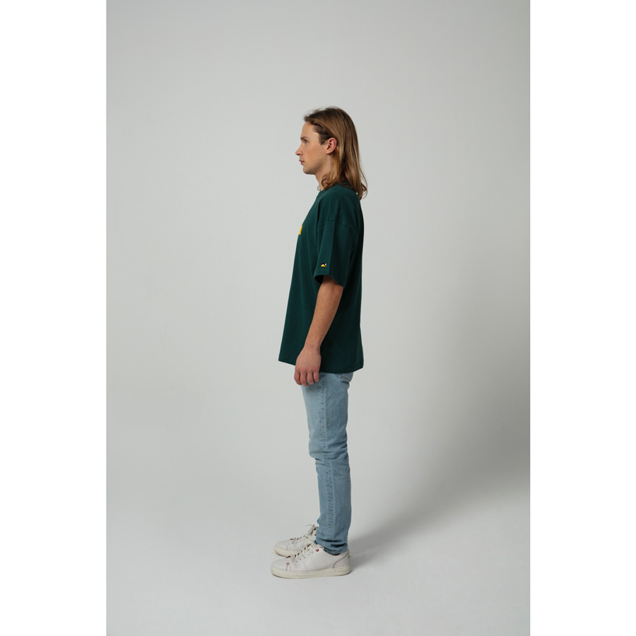 Fifty Pieces - Dropped Shoulder T-shirt - I