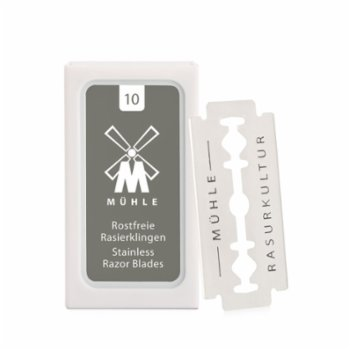 Mühle - Double Sided Razor Blades - 10
