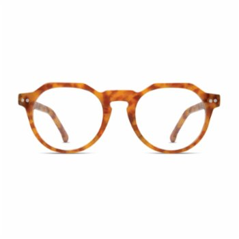 Komono - Charles Caramel Unisex Screen Glasses
