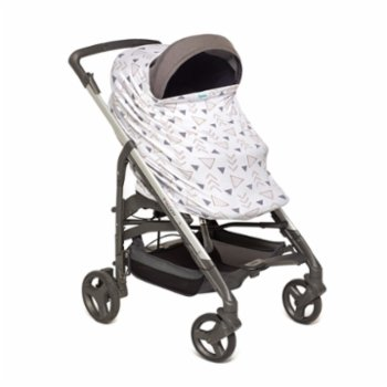 Zuppers - Multifunctional Car Seat & Nursing Cover - I