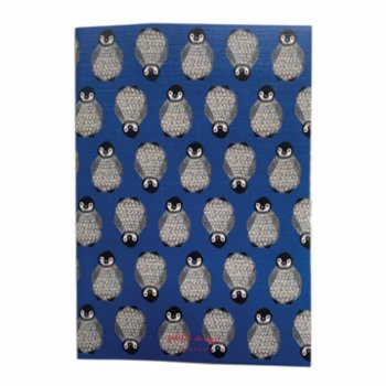 Piece Design London - Tiny Penguin Notebook