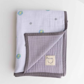Bebe Bellota - Earth 6 Layer Organic Baby Muslin Quilt