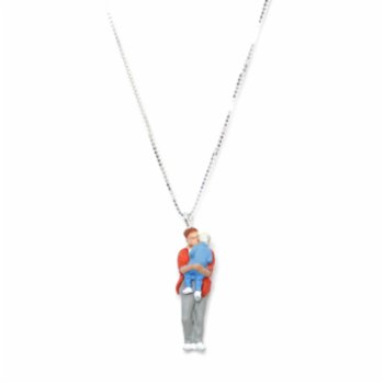 iki - Shane and Finn Necklace