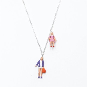 iki - Madelyn and Josephine Necklace