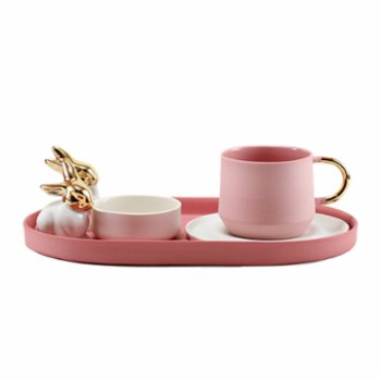 Magie Design - Rabbit Turkish Coffee & Espresso Set
