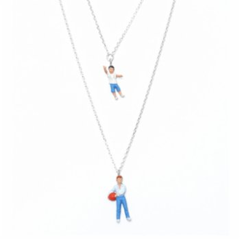 iki - Can and Cem Necklace