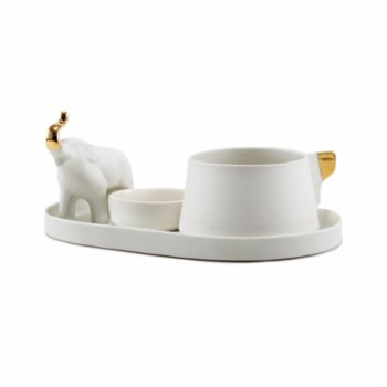 Magie Design - Pure Elephant Filter Coffee Set