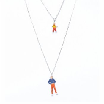 iki - Margaux and Théo Necklace