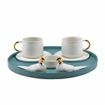 Magie Design - Phoenix Turkish Coffee & Espresso Set