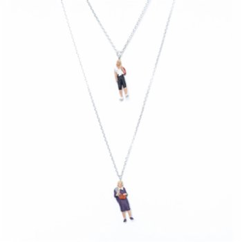 iki - İrem and İclal Necklace
