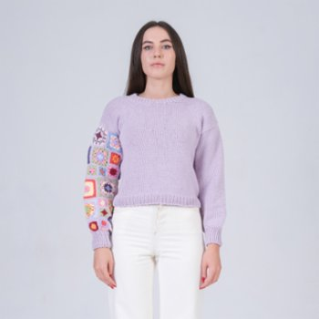 All We Knit - Pot - Pourri Sweater