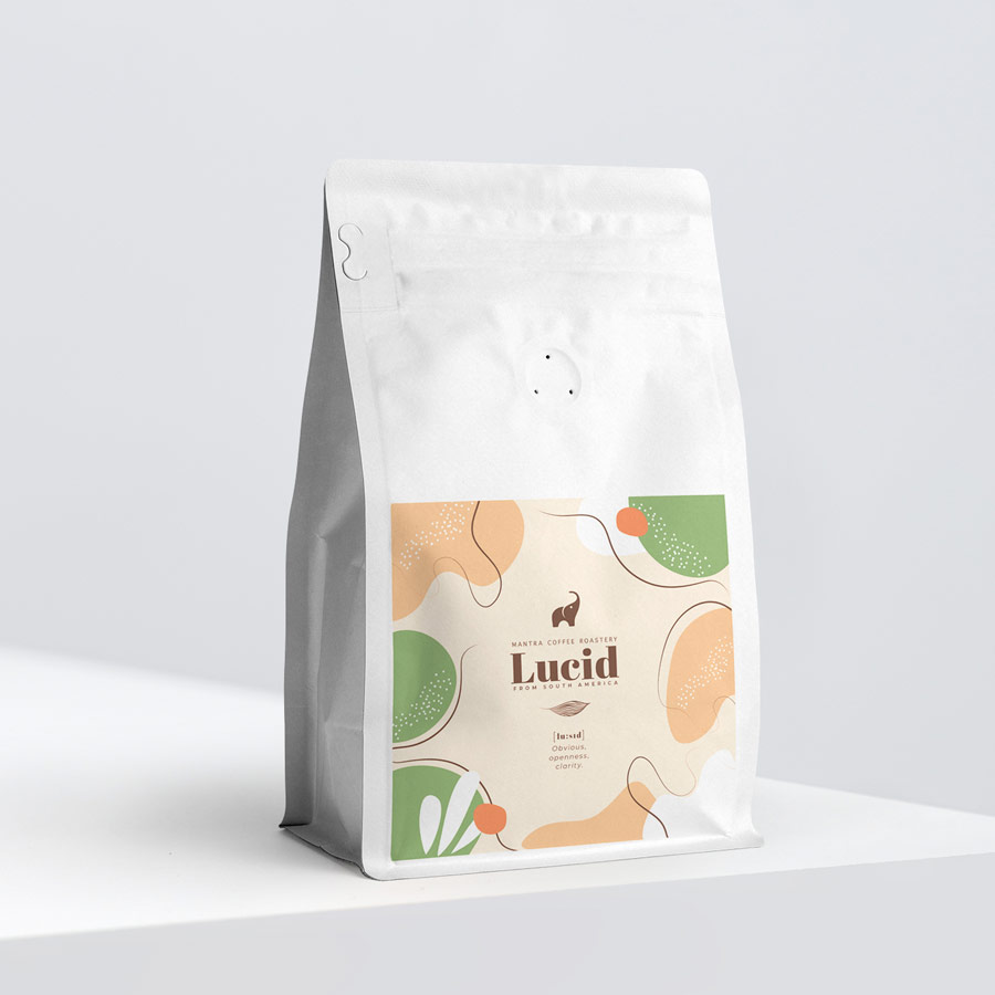 MANTRA Coffee Roastery - Lucid Coffee Beans 1000 G