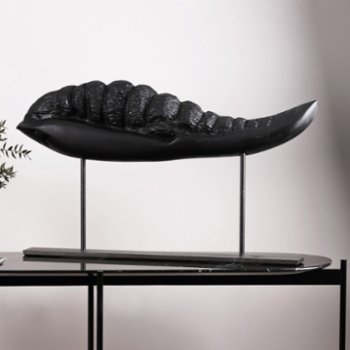 Rectangle Studio - Fish Sculpture