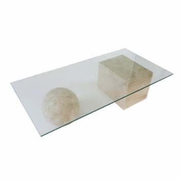 Tuca's Home - Castle Cube Coffee Table