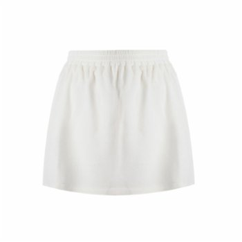 Junie - Terry Mini Skirt