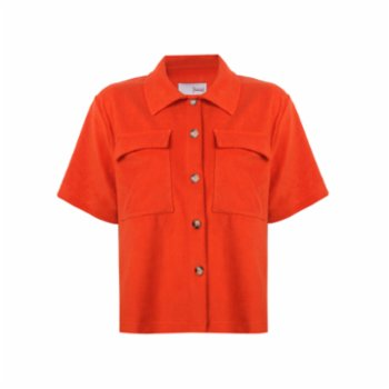 Junie - Terry Safari Shirt