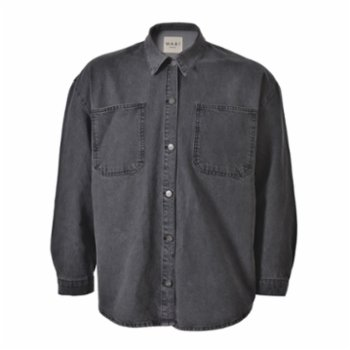 Wabi Denim - Meı Unisex Shirt Jacket