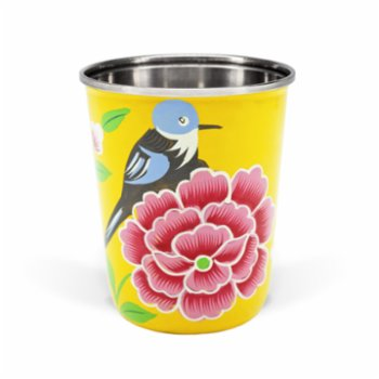 3rd Culture - Small Yellow Tumbler