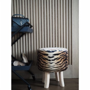 Table and Sofa - Afrıcan Stool