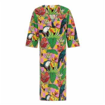 Jade and Mate - Parrot Long Tunic