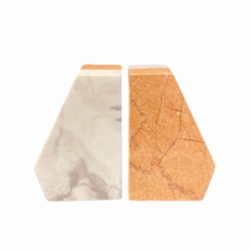 Thinstone - PB Marble 2 Pieces Bookend 02