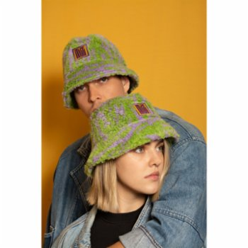 Mizestreetwear - Sweet And Sour Bucket Hat