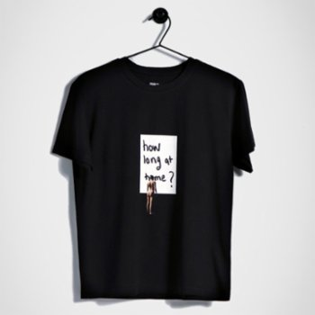 Assemblage Studios - How Long At Home Unisex T-shirt