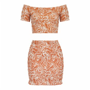 Hip + Happen - Jules Gipel Skirt Top Set