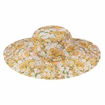 Hip + Happen - Ester Printed Bucket Hat - II