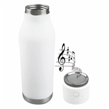 Asobu - Thermos with Blutooth Speaker