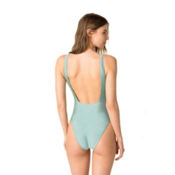 Movom - Romie Zıpper Swimsuit