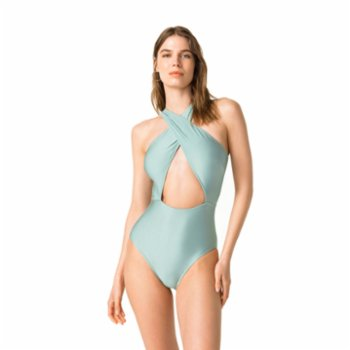 Movom - Ariel Front Cross One Piece Swimsuit