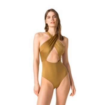 Movom - Francis Front Cross One Piece Swimsuit