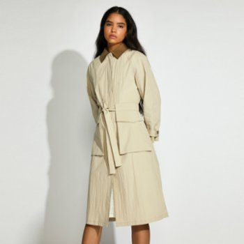 Faund - Lightweight Trench Coat