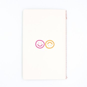 Pemy Store - Faces Defter & Sticker Seti