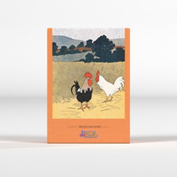 Cherry Puzzles - Proud Rooster Puzzle
