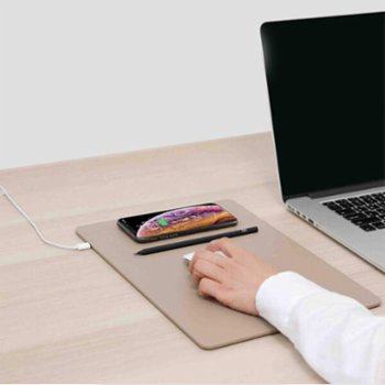 Pout - Hands 3 Pro Wireless Charging Mouse Pad