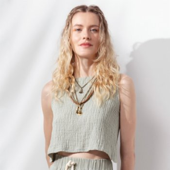 Say Peace - Say Simple Top