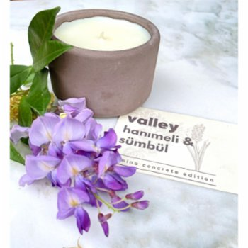 Lumina Candles - Concrete Edition Valley Candle