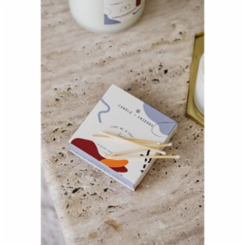 Candle and Friends - No.7 Indian Sandalwood Matchbox