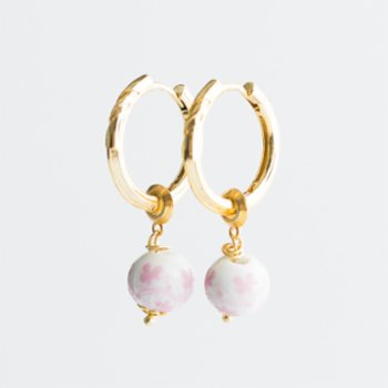 CHASING PIECES - Pinky Pie Mini Earring
