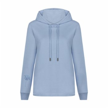 Lucky Palm By Md - Venice Masked Hoodie Woman