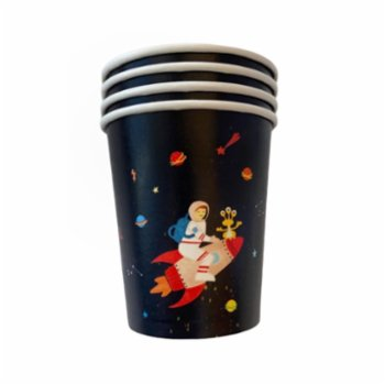 BalinMandalin - Into Space Cup, 8 in a Package