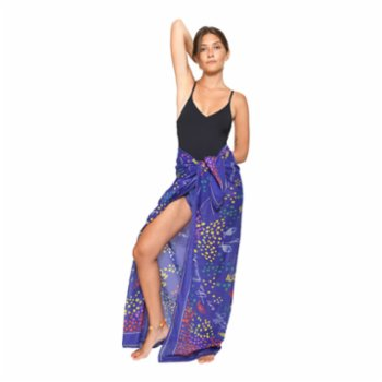 Color Manifesto - Sunkissed Sarong & Scarf