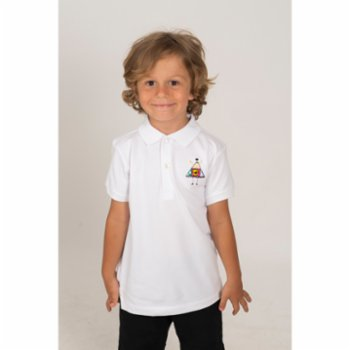 Beetle Beez - Cute Monster | Short-Sleeve embroidered Polo T-Shirt