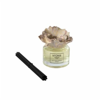 H'ons Maison - Freesia Breeze With Melon  Diffuser Ser With Cotton Ceramic Top